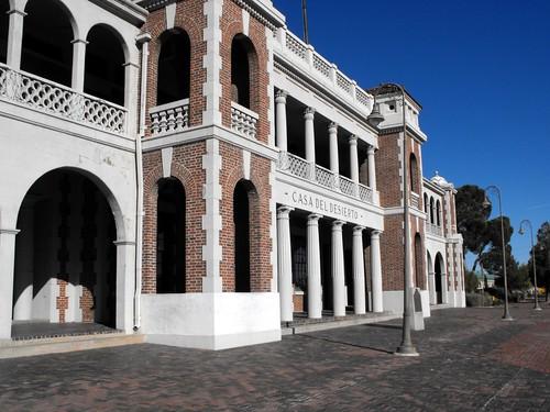 Casa del desierto the barstow ca harvey house called - Casas del desierto ...