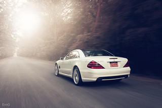 Mercedes SL 500 (Re-Edit) Explored | by Evano Gucciardo