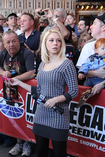 NASCAR FANFEST 2011 - Ashlee Demartino On Location - Las Vegas, NV | by tossmeanote