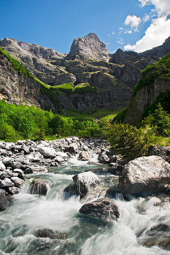 Grand Mont Ruan - Sixt-Fer-A-Cheval - Haute-Savoie | by romvi
