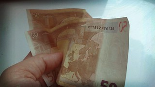 Money. 50 euro | by t.burghes