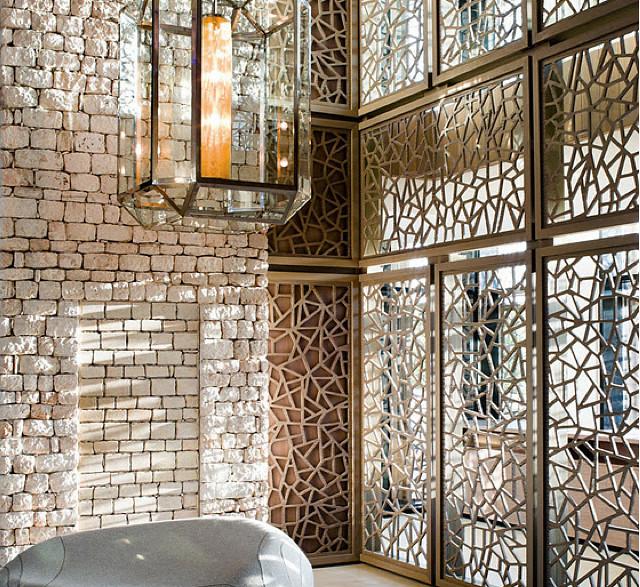 Panneaux ajourés AJ8 | Sofitel Luxury Mogador Essaouira | sowell2011 ...
