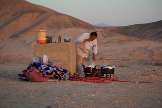 The Cook - Pilgrimage on Wheels - Cycling From Cairo to Jerusalem | by The Hungry Cyclist