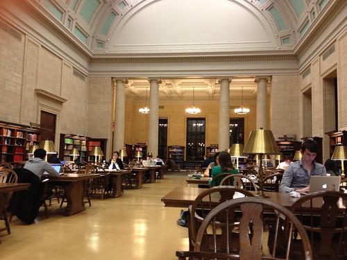 inside widener library harvard university syed nooman
