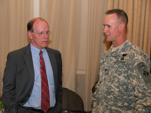 Maj. Gen. Bo Temple meets with Los Angeles Ad Hoc River Committee | by U.S. Army Corps of Engineers Los Angeles District