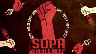 SOPA Resistance Day! | by ~C4Chaos