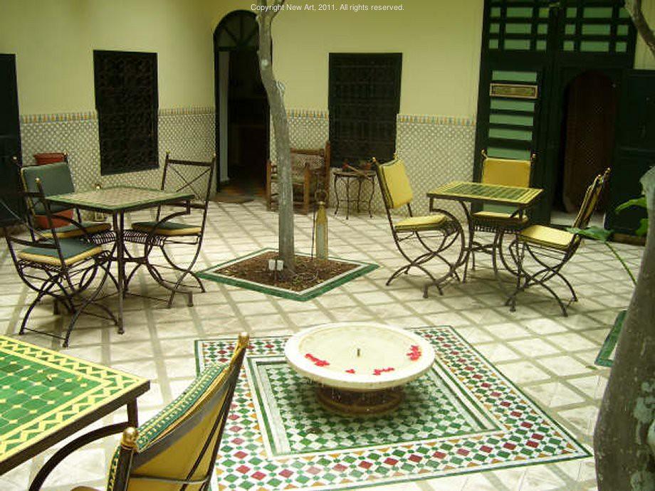 Moroccan Ceramic Dinning Zellige ABU DHABI UAE Morrocan Ze…   Flickr