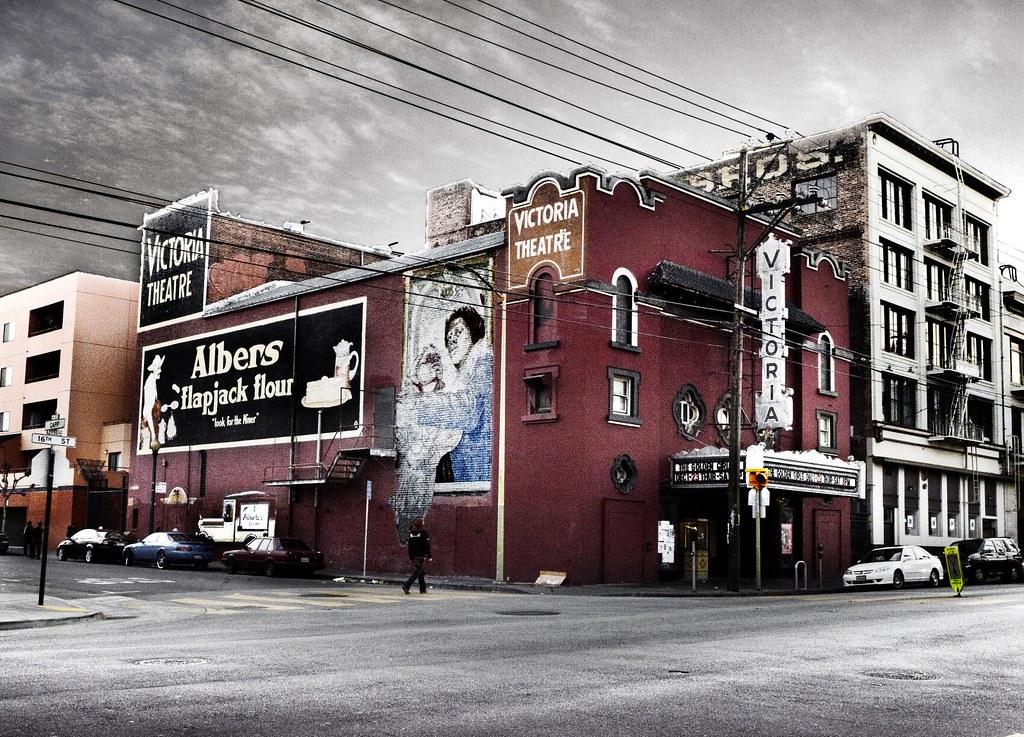 Victoria Theater, San Francisco | javi.velazquez | Flickr