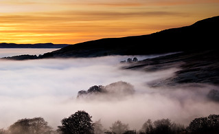 Crow Road Car park - Above the clouds | by Lucidcanvas