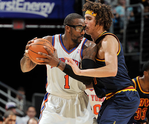 Andy Defends Against Amare | by Cavs History