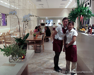 Aria Cucina Italiana in Manila! | ARIA in Manila! The best I… | Flickr