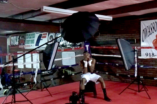 boxing-setup | by Matt Randolph