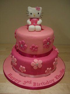 Hello Kitty! | by The Foxy Cake Company