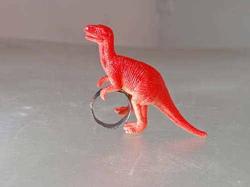 Dinosaur ring | by Vagabond Jewelry (Kest)