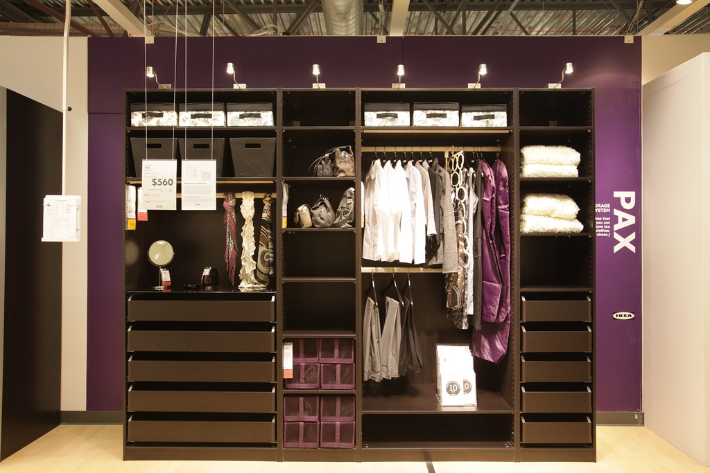 Exceptionnel ... New IKEA Ottawa   Closet Display | By IKEA Canada