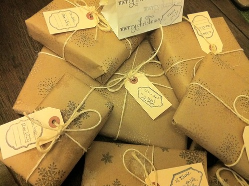 Brown paper packages | by kristlemaria