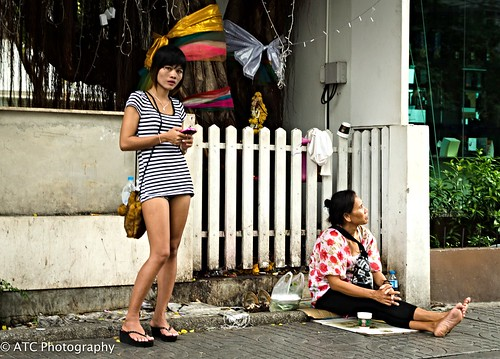everybody is chasing the $ | by Adrian in Bangkok