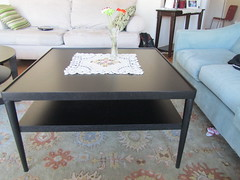 Ikea stockholm coffee table 90 it is used only 1 year old Flickr