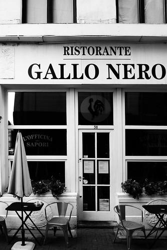 antwerpen italiaans restaurant gallo nero copyright pe flickr. Black Bedroom Furniture Sets. Home Design Ideas