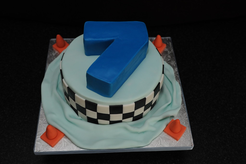 Birthday Cake For A 7 Year Old Boy