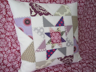 Pillow Talk Swap 6 | by Elena @ Hot Pink Stitches