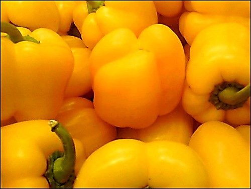 """ Yellow Peppers "" 