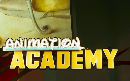 Animation Academy | by dualdflipflop