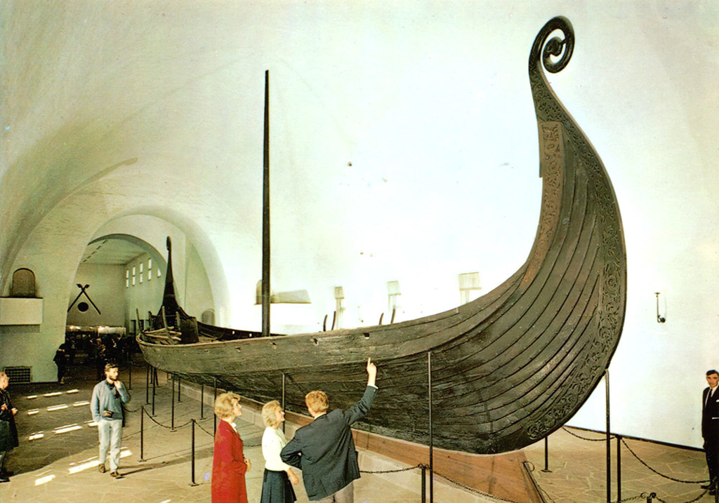 Image result for viking longship