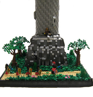 Tower of the Western Sage | by LegoLord.