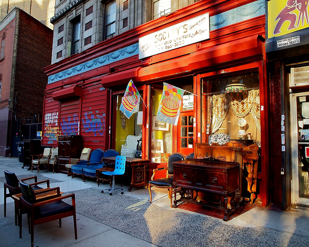 antiques furniture store harlem new york city scotty s n flickr