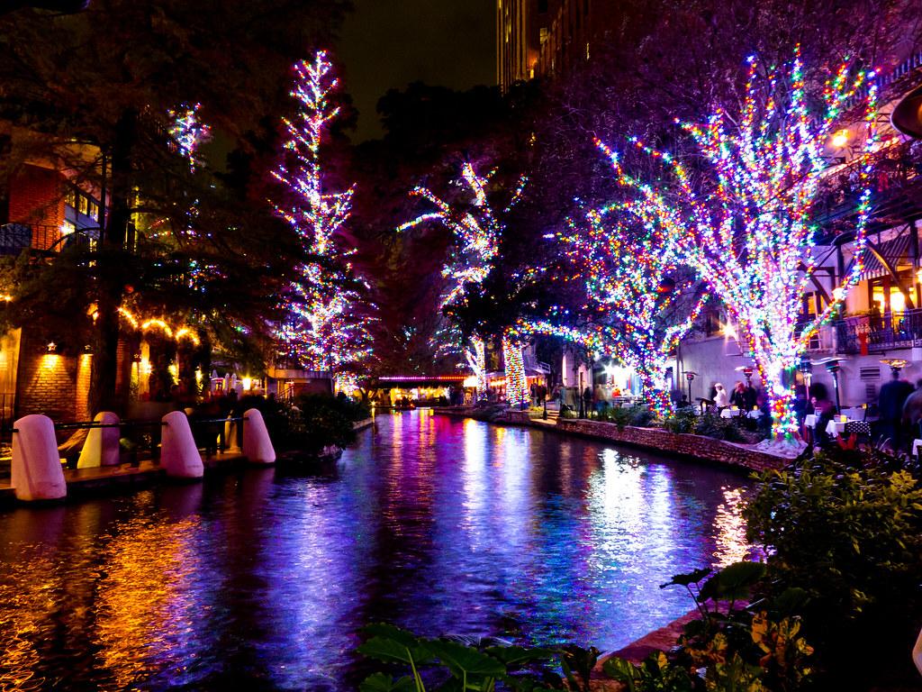 ... Holiday Lights   San Antonio 2011 | By Nan Palmero