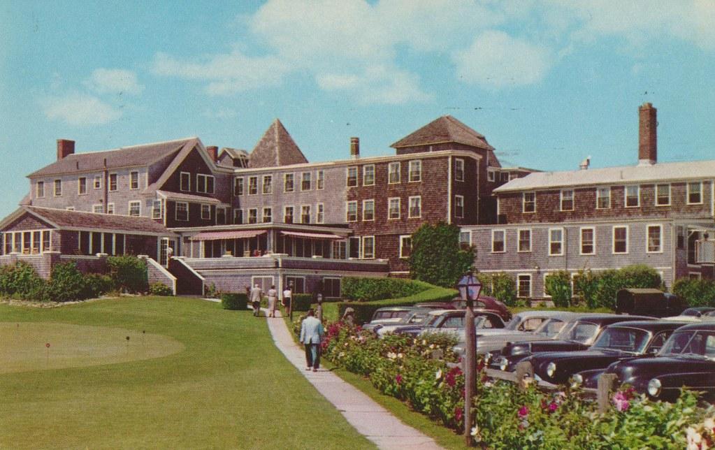Snow Inn - Hawrichport, Cape Cod, Massachusetts