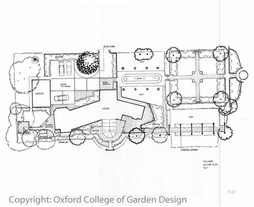 125 garden landscape design oxford college of garden for Oxford garden designs