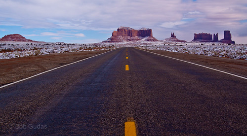 Road to Monument Valley | by Mi Bob