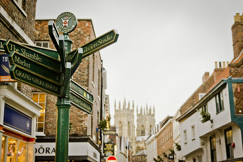 York City Centre | by Craig Greenwood