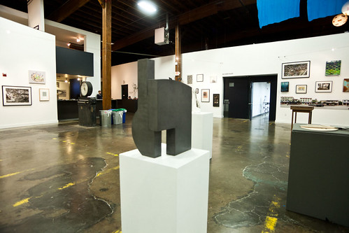 PNCA Faculty Biennial Exhibition 2011 | by PNCA