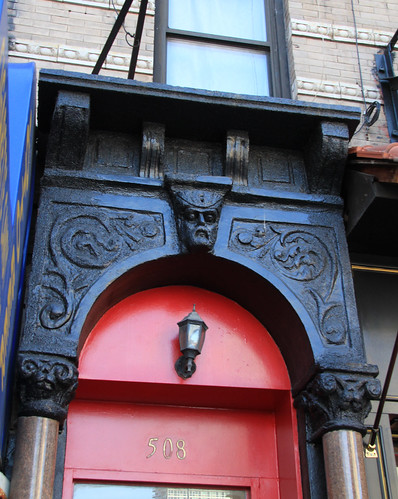 I See A Red Door And I Want It Painted Black
