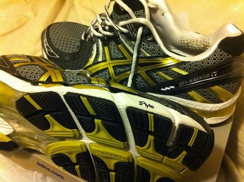 Asics Gel Kayano  D Women S Running Shoe Silver Pink Glow