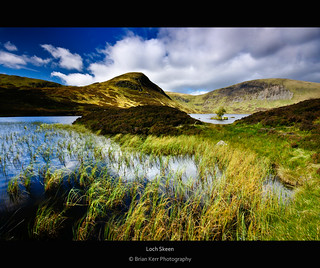 Loch Skeen | by .Brian Kerr Photography.