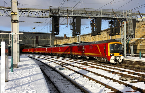 Early Snow at Carlisle | by Kingmoor Klickr