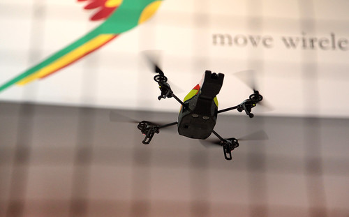 Ipad Controlled Heli | by Moving Brands®