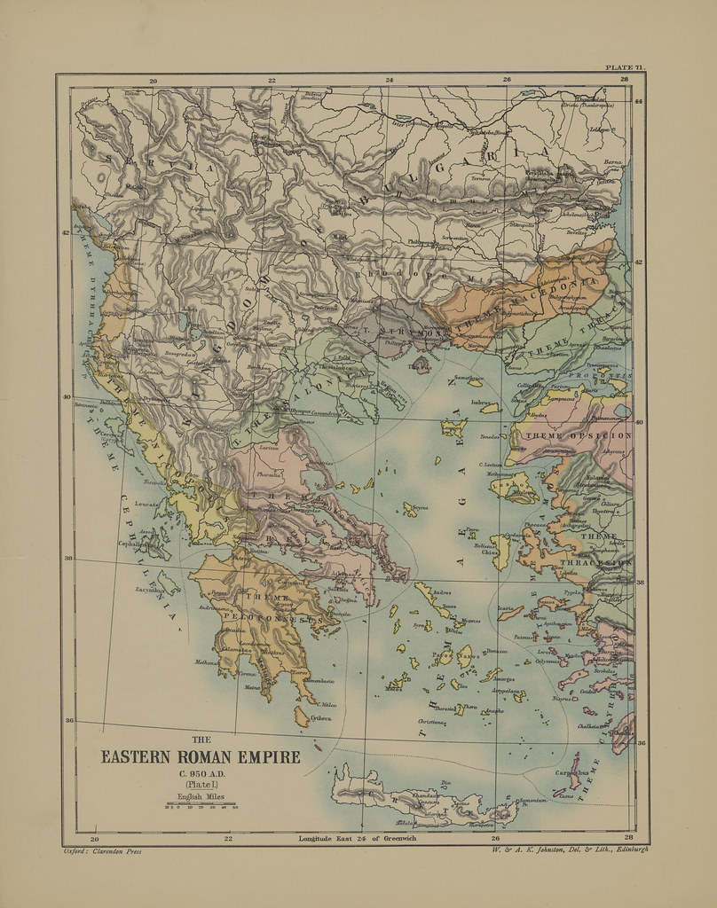 Map 1 of section lxxi and lxxii the eastern roman empire i flickr map 1 of section lxxi and lxxii the eastern roman empire in the tenth century from gumiabroncs Image collections