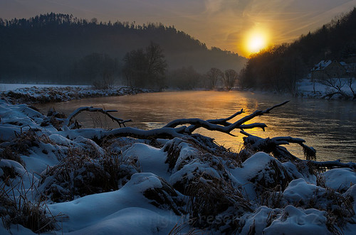 golden sunrise | by Hans Zitzler