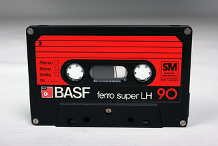 BASF ferro super LH SM cassette 60 - Tape - As New - Face | by stuart.childs