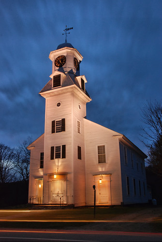 Old Parish Church - Weston, VT | by VermontDreams