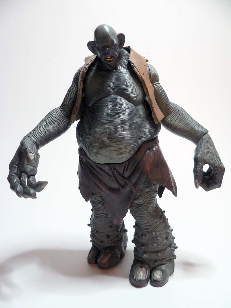 monster listing ogre monster creature 8 poseable acti flickr