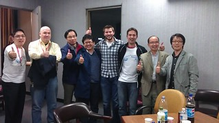 The gang at Startup Weekend Hsinchu | by BoydJones