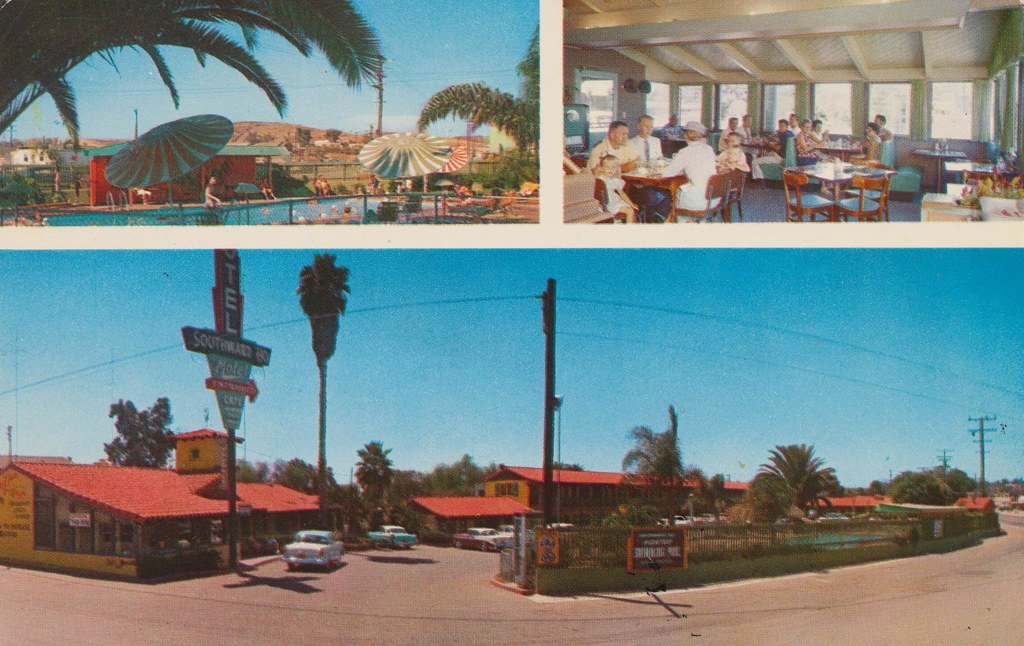 Southward Ho Motel - San Diego, California