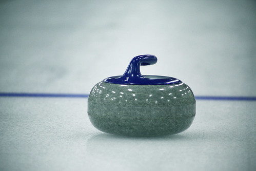 Curling Stone | by bukharov