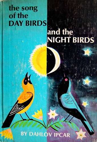 Book Cover Design Of Birds : Book cover of the song day birds and night bird